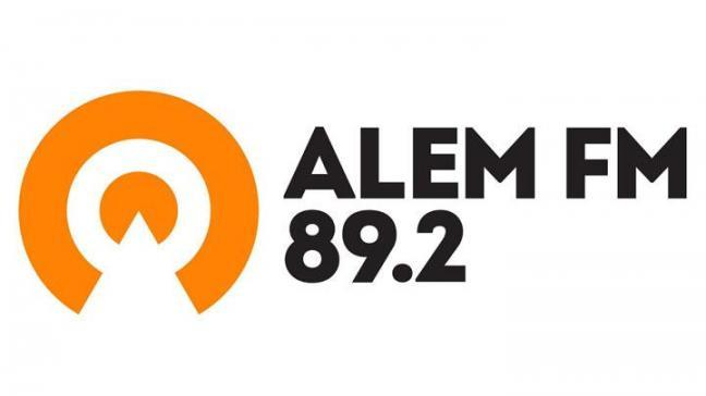 20. Yaşını dolduran Alem FM logosunu yeniledi