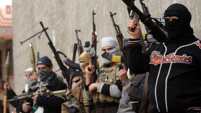 IŞİD 16 Esed askerini öldürdü