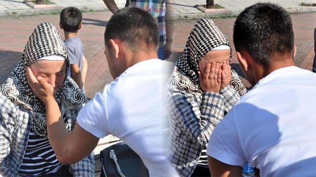 Zonguldak'ta intihar girişimi
