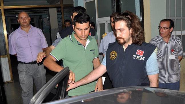 Paralel yapıya yapılan operasyonda gözaltına alınan isimler