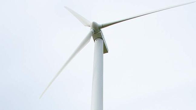 Rüzgar estikçe enerji katlandı