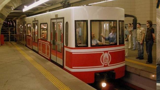 Beyoğlu Tünel'i kullanacaklar dikkat