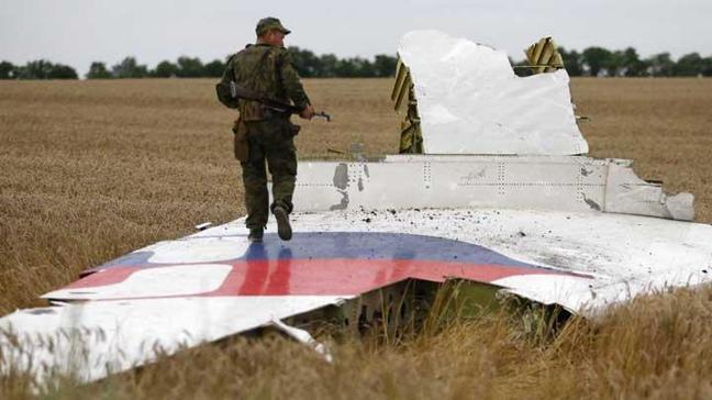 Ukrayna'da Malezya uçağı muamması