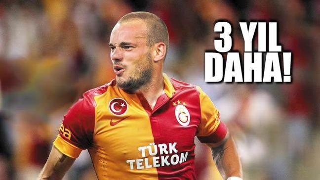 Sneijder'in menajerinden flaş açıklama!