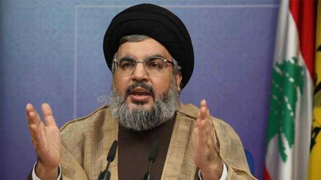 Nasrallah'tan flaş açıklama!