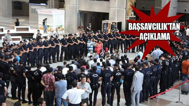49 polisin sorgusu başladı