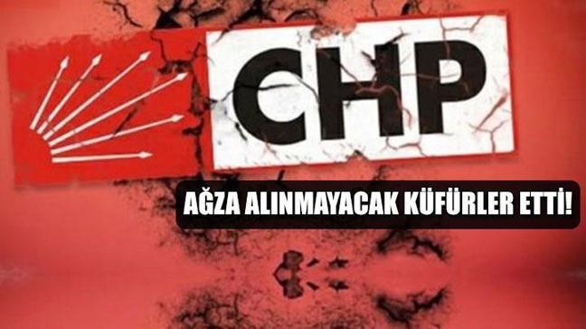 CHP'de sular durulmuyor!