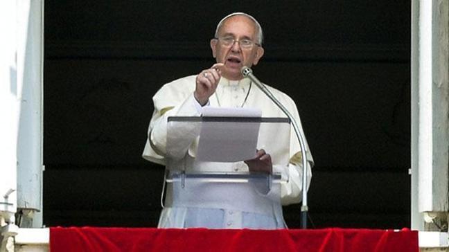 Papa: Yalvarırım artık savaşları durdurun