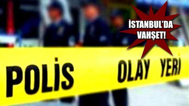 İstanbul'da cinayet