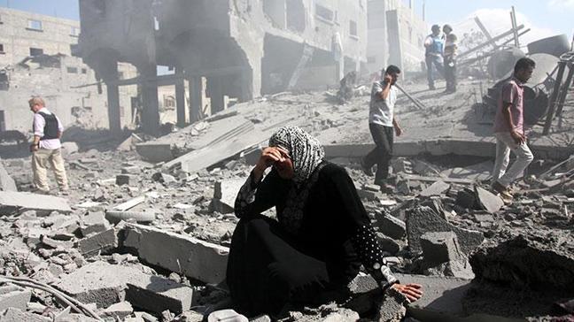 İsrail'in Gazze saldırılarının orantısızlığını gösteren bilanço!