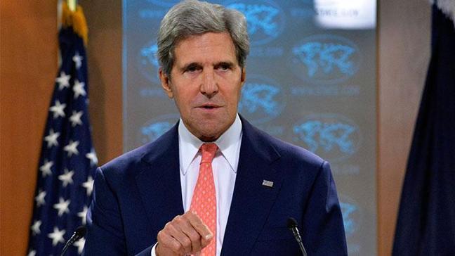 John Kerry'den İsrail-Filistin ateşkesiyle ilgili açıklama