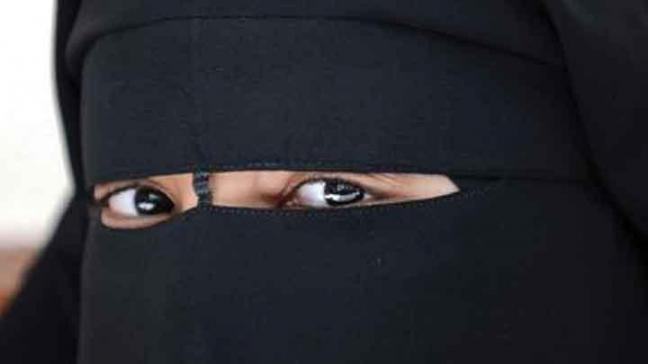 Peçe takmayan kadın öldürüldü iddiası