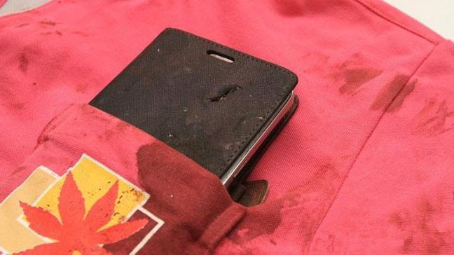 Akıllı telefon hayat kurtardı