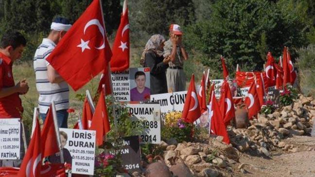 Şehit madenciler için 'anıt mezar'
