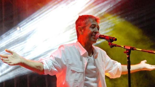 Murat Göğebakan, son konserinde helallik istemiş
