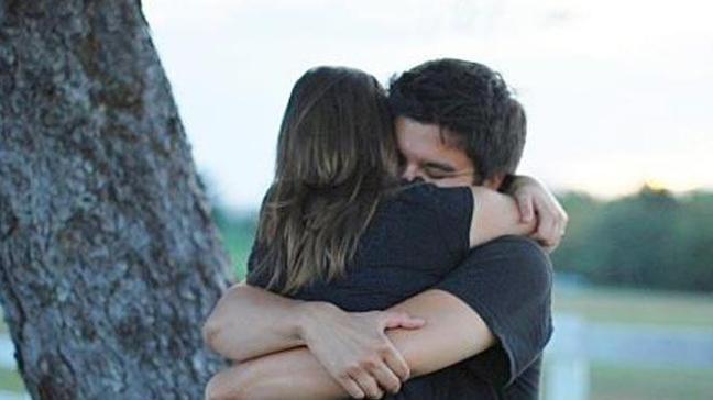 Sevdiklerinize sarılın ki ruhsal durumunuz değişsin