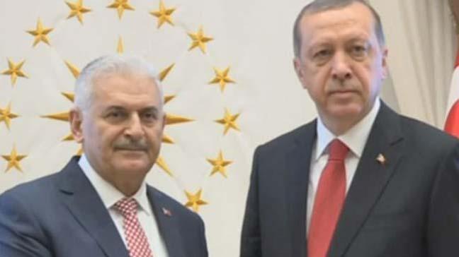 Başbakan Binali Yıldırım: İçişleri Bakanlığı'na Ala'nın yerine Süleyman Soylu atandı