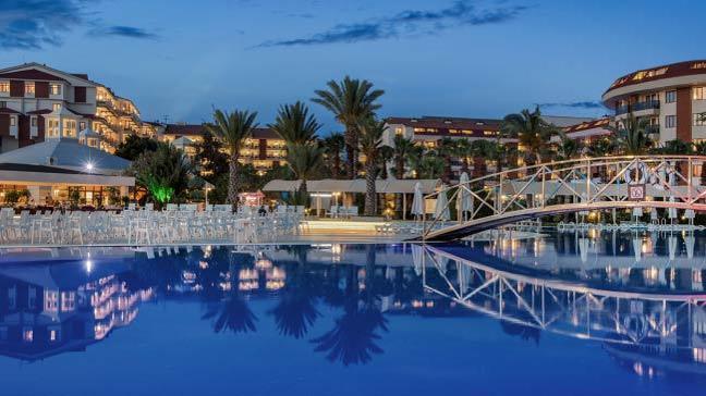 Türkiye'nin en büyük alkolsüz aile otelinde yaz şenlikleri başlıyor…