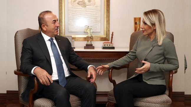 Çavuşoğlu: Barzani desteğimizi yanlış yorumladı