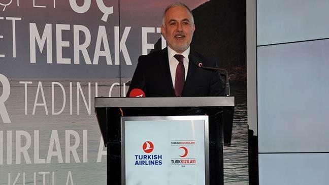 THY ile Türk Kızılayı'ndan iş birliği anlaşması