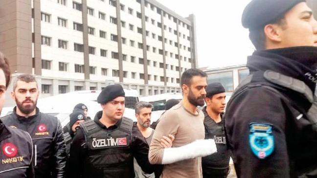 'Behram Paşa'ya uyuşturucu baskını