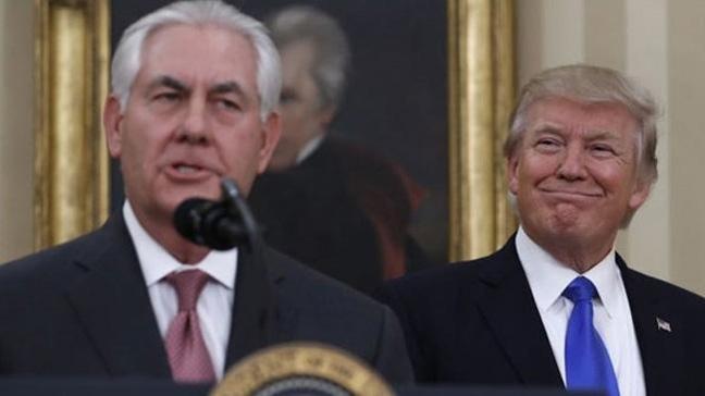 Tillerson: En kıymetli varlığınız olan dürüstlüğünüzü asla kaybetmeyin
