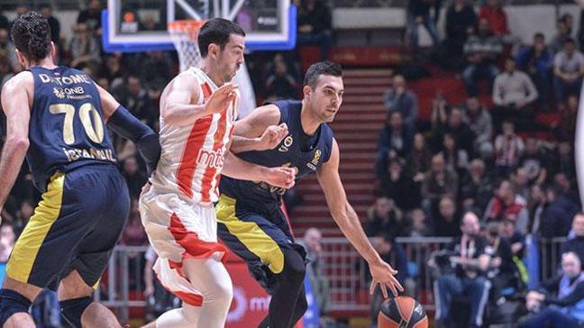 Fenerbahçe Doğuş, Kızılyıldız deplasmanında rahat kazandı!