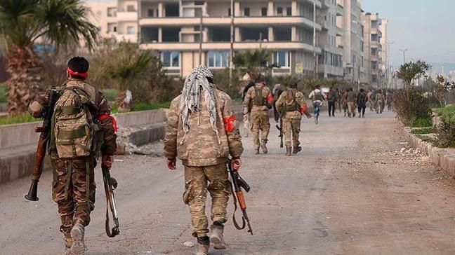 ÖSO ile rejim arasında 3 km
