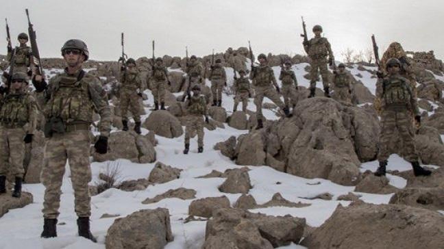 TSK,  Şemdinli ve Çukurca'ya sızacak 2 bin teröristi engelledi