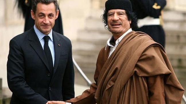 Kaddafi'nin kuzeni Sarkozy'ye finansal destek sağladıklarını itiraf etti
