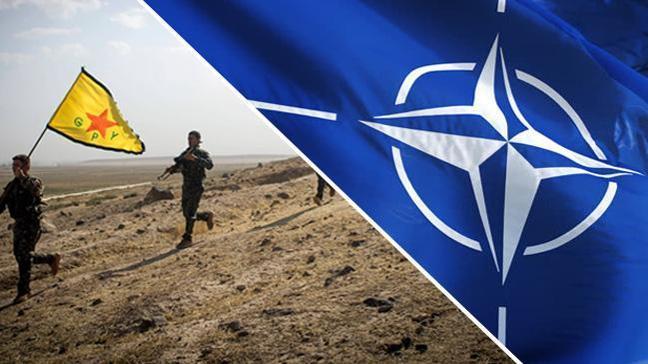 NATO'nun  terör örgütü PKK'ya kazdırdığı 200 km'lik tünelin ucu Pentagon'a çıktı