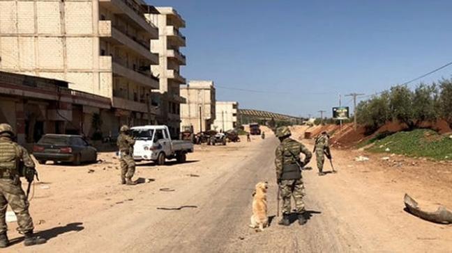 TSK ve ÖSO Afrin'de 4 köyü daha teröristlerden temizledi