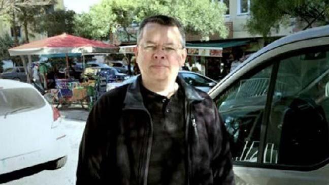 FETÖ'cü papaz A. Craig Brunson hakkında hazırlanan iddianameden çok çarpıcı detaylar