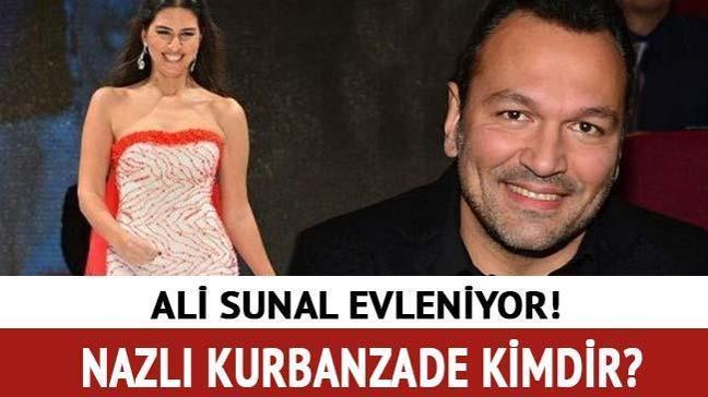 """Nazlı Kurbanzade kimdir, nereli, kaç yaşında"""" Nazlı Kurbanzade Ali Sunal evlendi"""