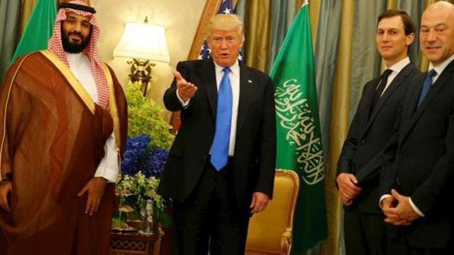 Suudi Prensin Jared Kushner için 'cepte' dediği iddiası