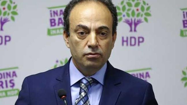 Polise hakaret eden HDP'li Osman Baydemir'in 1 yıl 5 ay 15 günlük hapis cezası onandı