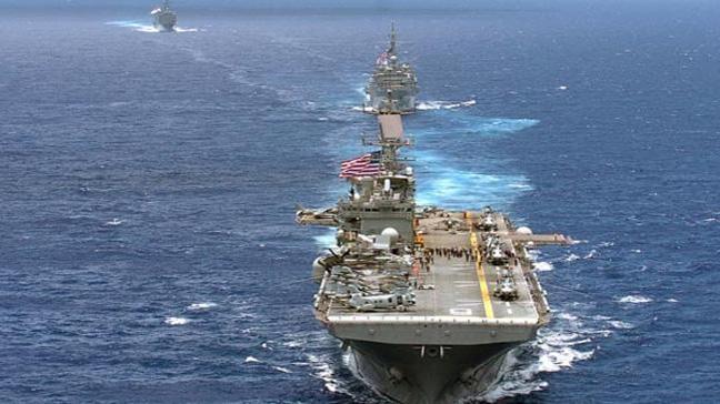 ABD 'seyir özgürlüğü' operasyonu başlattı