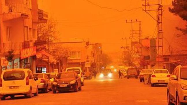 İstanbul'da havadaki toz etkisi pazar gününe kadar sürecek