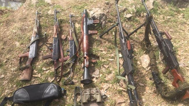 Güvenlik Uzmanı Abdullah Ağar: Afrin'de ele geçirilen silahlar Kandil'den getirilmiş