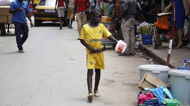 Senegal'de 'çocuklar büyü için kaçırılıyor' iddiası