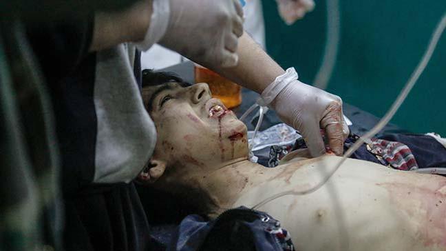 BM: Doğu Guta'da korkunç şeyler oluyor