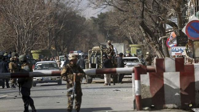 Afganistan'da bombalı saldırı: 12 ölü, 40 yaralı