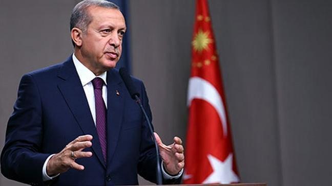 Cumhurbaşkanı Erdoğan: Allah'ın izniyle hiçbir konuda geriye gidiş olmayacaktır