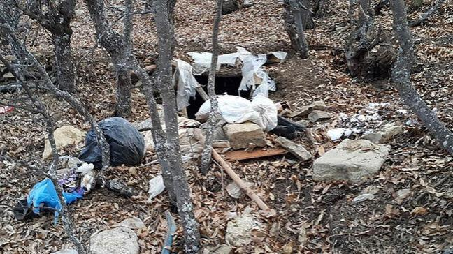 Bingöl'de 26 sığınak ile 2 el yapımı patlayıcı imha edildi