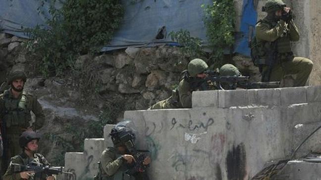 İsrail askerlerinden Filistinlilere sert müdahale: 9 yaralı