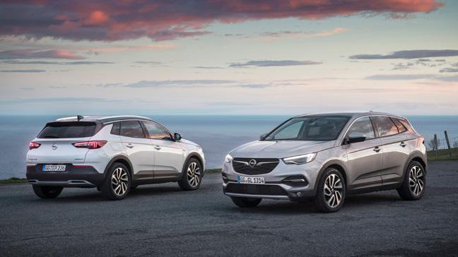 Opel'den Grandland X Ultimate