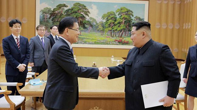 G. Kore ve K. Kore yetkilileri 29 Mart´ta bir araya gelecek