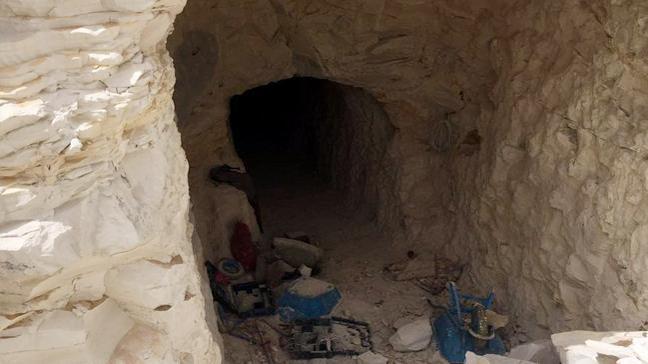 Terör örgütlerinden arındırılan Afrin'de patlayıcı imhası sürüyor