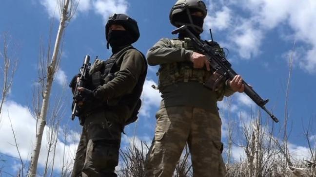 TSK: 1'i lider kadroda olmak üzere 91 terörist etkisiz hale getirildi