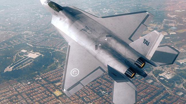 Milli savaş uçağı süper bilgisayarlardan çıkacak